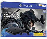 PlayStation 4 Consola de 1TB + Call of Duty MW 2019 (PS4)
