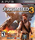 Sony Uncharted 3 - Juego (PS3, PlayStation 3, Acción / Aventura, T (Teen))