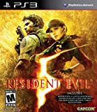 Capcom Resident Evil 5 Gold, PS3 PlayStation 3 Español vídeo - Juego (PS3, PlayStation 3, Shooter,...