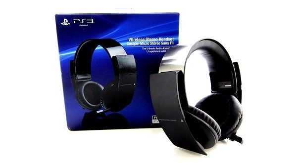 PS3 auriculares