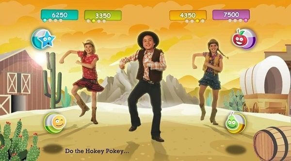 Just Dance 2 kids ps3